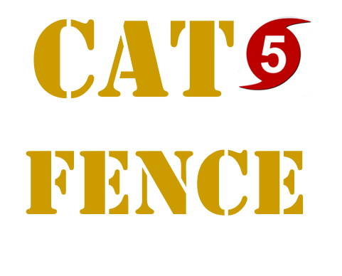 CAT 5 FENCE